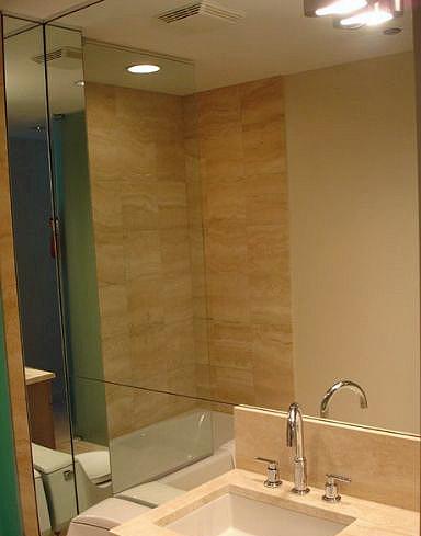 Double sink bathroom vanities cherry m1204 bathroom vanity for Bathroom vanities chicago suburbs