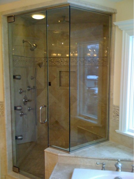 Chicago Glass Steam Shower Enclosures Chicago Steam