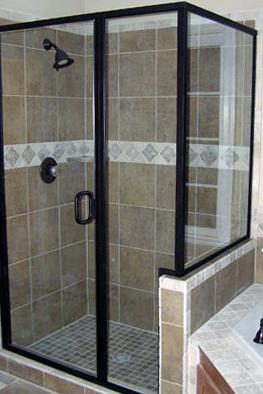 Chicago Framed Glass Shower Doors Chicago Framed Shower