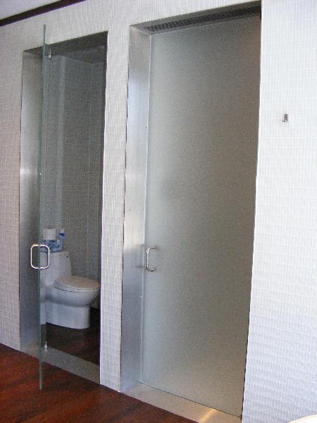 Chicago Glass Toilet Enclosures Chicago Glass Toilet