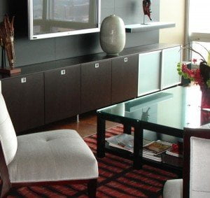 Chicago Protective Glass Table Tops