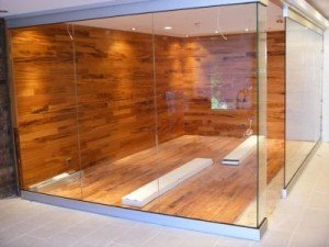 Chicago Herculite Glass Door Systems