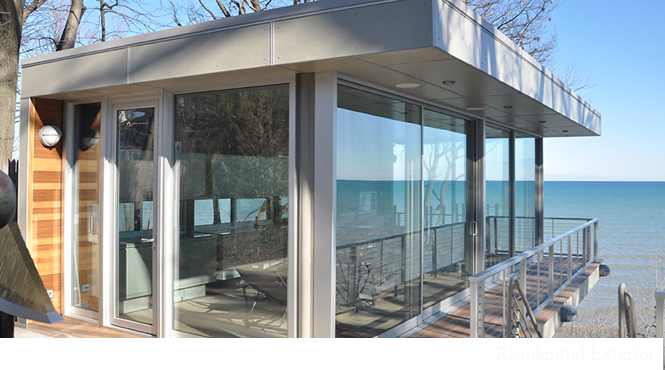 Wilmette Glass Sliding Patio Door
