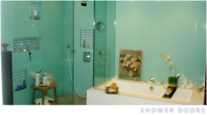 Splash Panels Streamwood and Shower Shields