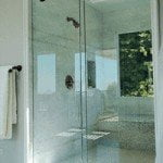 Skokie Sliding Glass Shower Doors