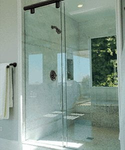 Fox River Grove sliding doors for your bathroom