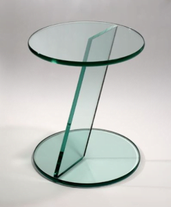 Chicago All Glass Table Installation